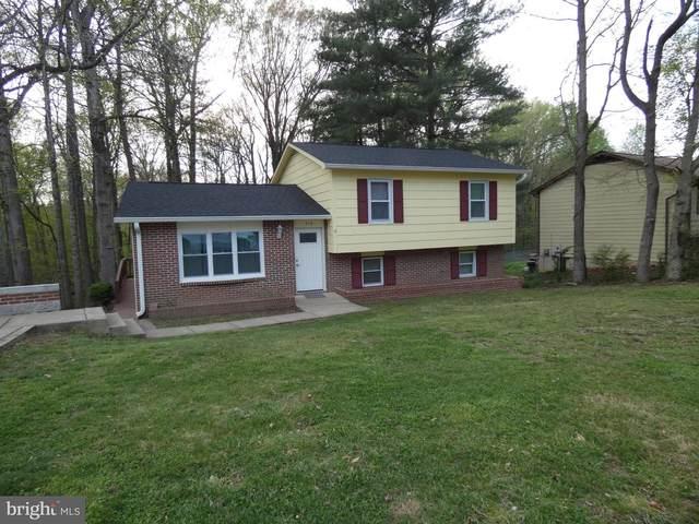 416 Cleveland Court, FREDERICKSBURG, VA 22407 (#VASP230762) :: Colgan Real Estate