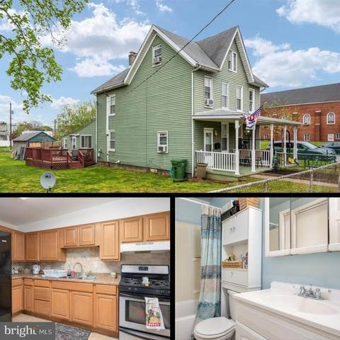 430 Annabel Avenue, BALTIMORE, MD 21225 (#MDBA547978) :: Ultimate Selling Team