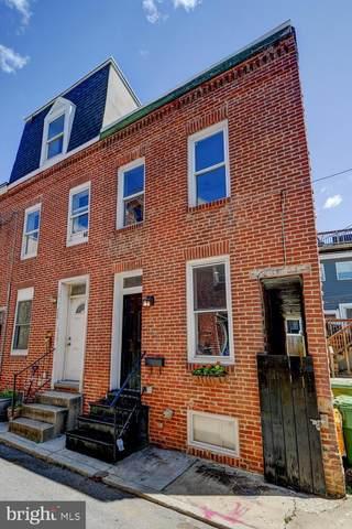 1715 Marshall Street, BALTIMORE, MD 21230 (#MDBA547980) :: Ram Bala Associates | Keller Williams Realty