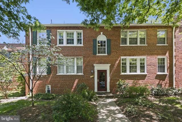 1913 N Rhodes Street #18, ARLINGTON, VA 22201 (#VAAR180052) :: Shamrock Realty Group, Inc