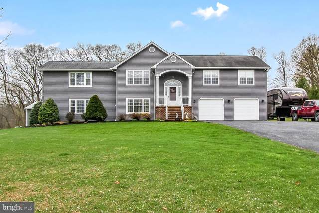 1518 Burkholder Road, RED LION, PA 17356 (#PAYK156916) :: The Heather Neidlinger Team With Berkshire Hathaway HomeServices Homesale Realty
