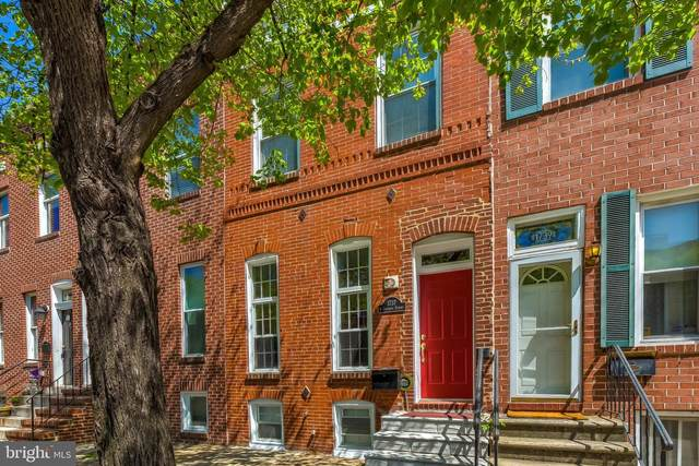 1737 S Charles Street, BALTIMORE, MD 21230 (#MDBA547986) :: The Dailey Group