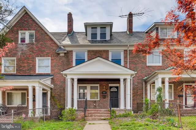 602 N Woodington Road, BALTIMORE, MD 21229 (#MDBA547988) :: Speicher Group of Long & Foster Real Estate