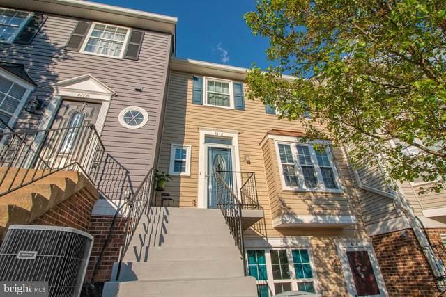 4116 Pleasant Meadow Court 115G, CHANTILLY, VA 20151 (#VAFX1195254) :: Corner House Realty