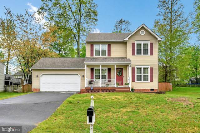 10112 New Scotland Drive, FREDERICKSBURG, VA 22408 (#VASP230766) :: Peter Knapp Realty Group