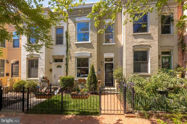2248 12TH Street NW, WASHINGTON, DC 20009 (#DCDC518160) :: The Schiff Home Team