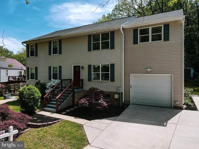 93 Barrensdale Drive, SEVERNA PARK, MD 21146 (#MDAA465782) :: The Riffle Group of Keller Williams Select Realtors