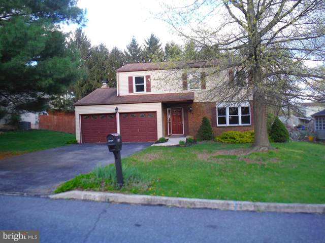 874 Martin Lane, HARRISBURG, PA 17111 (#PADA132464) :: Iron Valley Real Estate