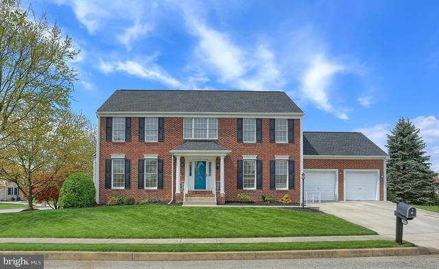 400 Redcoat Court, HANOVER, PA 17331 (#PAYK156922) :: The Joy Daniels Real Estate Group