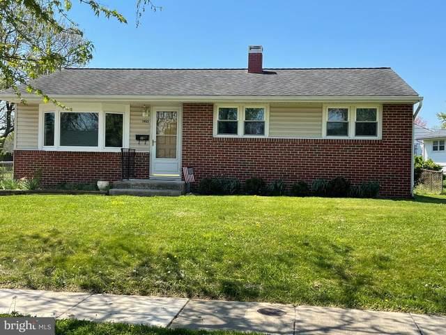 1903 Oakley Road, GLEN BURNIE, MD 21061 (#MDAA465786) :: Crossman & Co. Real Estate