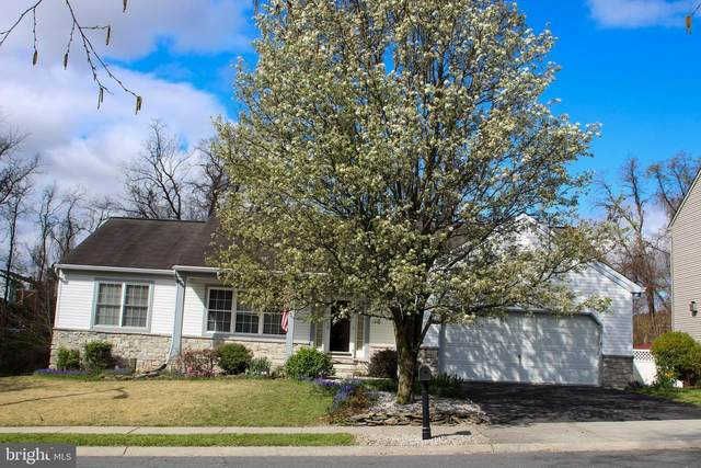 5 Crooked Drive, ENOLA, PA 17025 (#PACB134136) :: The Heather Neidlinger Team With Berkshire Hathaway HomeServices Homesale Realty