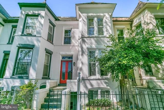147 Thomas Street NW, WASHINGTON, DC 20001 (#DCDC518198) :: Dart Homes