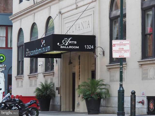 1324 Locust Street #422, PHILADELPHIA, PA 19107 (#PAPH1009236) :: REMAX Horizons