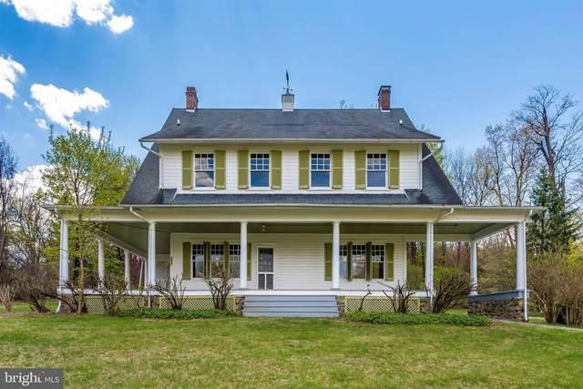 5816 Rowland, CASCADE, MD 21719 (#MDFR281164) :: Corner House Realty