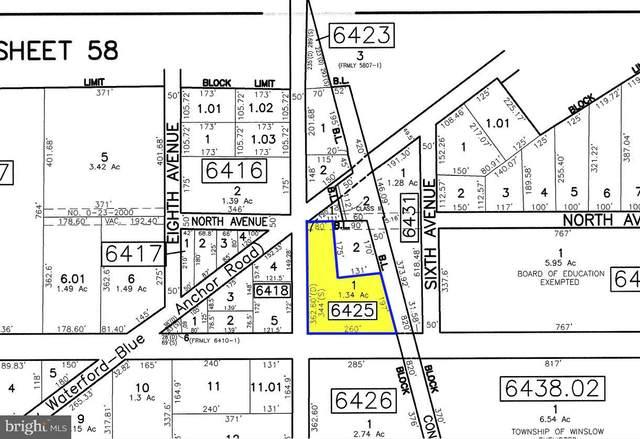 Block 6425, Lot 1 E Central Avenue, HAMMONTON, NJ 08037 (#NJCD418050) :: Murray & Co. Real Estate