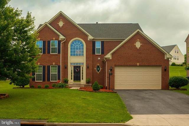 225 Flight-O-Arrows Way, MARTINSBURG, WV 25403 (#WVBE185400) :: SURE Sales Group