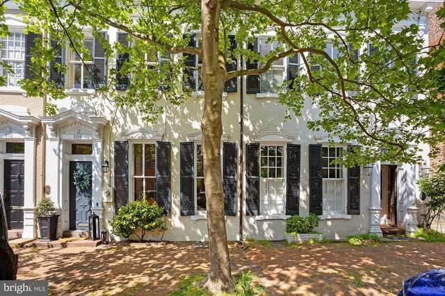 204 N Royal Street, ALEXANDRIA, VA 22314 (#VAAX258790) :: Colgan Real Estate