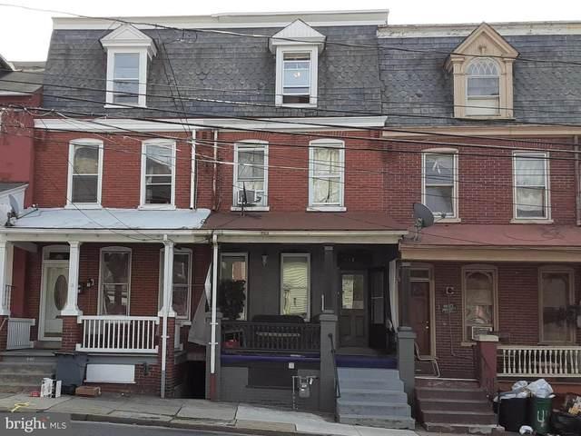 448-1/2 Manor Street, LANCASTER, PA 17603 (#PALA180924) :: Ramus Realty Group