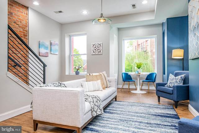 70 T Street NW #2, WASHINGTON, DC 20001 (#DCDC518232) :: ExecuHome Realty