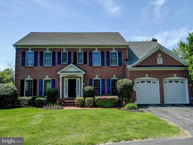 50 Bellchase Court, BALTIMORE, MD 21208 (#MDBC526466) :: Blackwell Real Estate