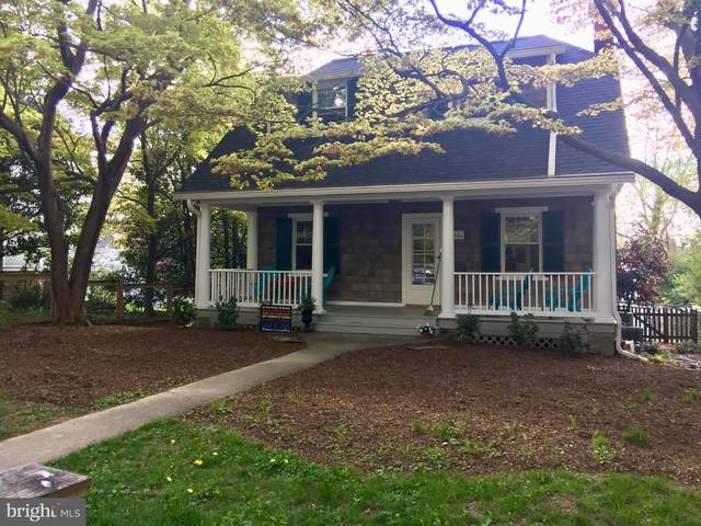 5004 Greenleaf Road, BALTIMORE, MD 21210 (#MDBA548038) :: ExecuHome Realty