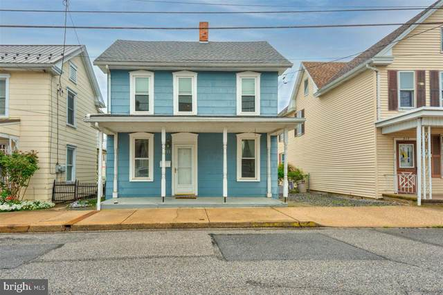 215 Park Street, WAYNESBORO, PA 17268 (#PAFL179392) :: Realty ONE Group Unlimited