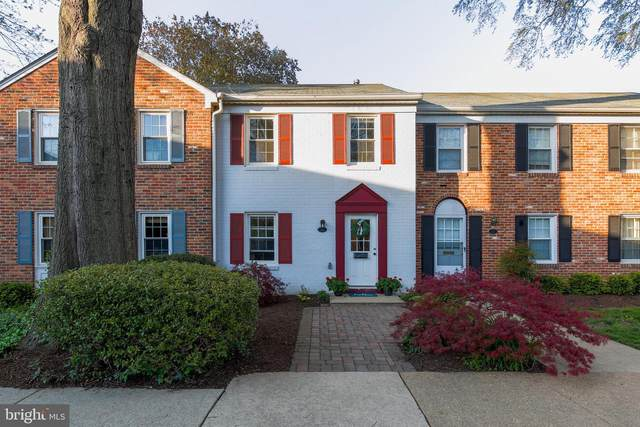 16 Georgetown Court #3, ANNAPOLIS, MD 21403 (#MDAA465828) :: EXIT Realty Enterprises