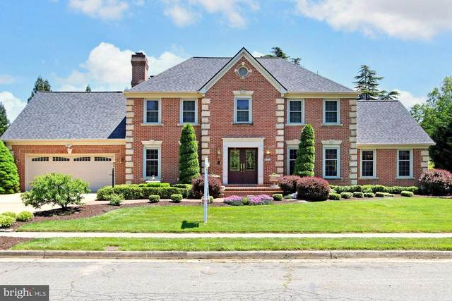 6211 Homespun Lane, FALLS CHURCH, VA 22044 (#VAFX1195386) :: Jennifer Mack Properties