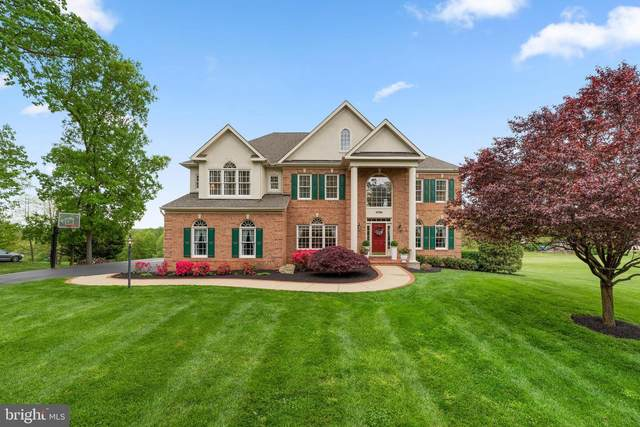 14304 Fox Creek Court, COOKSVILLE, MD 21723 (#MDHW293462) :: The Riffle Group of Keller Williams Select Realtors