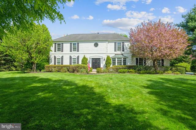 26 Saratoga Drive, PRINCETON JUNCTION, NJ 08550 (#NJME311232) :: LoCoMusings