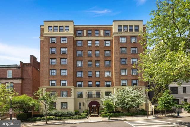 2100 19TH Street NW #205, WASHINGTON, DC 20009 (#DCDC518246) :: Dart Homes