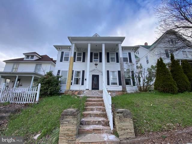 90 W Main Street, FROSTBURG, MD 21532 (#MDAL136802) :: The Riffle Group of Keller Williams Select Realtors