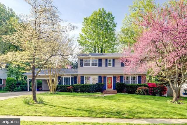 3133 Plantation Parkway, FAIRFAX, VA 22030 (#VAFC121356) :: Corner House Realty