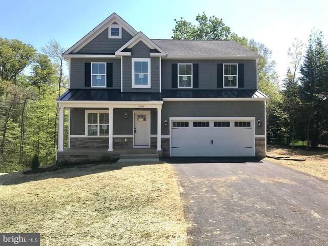 1748 Greenway Drive, FREDERICKSBURG, VA 22401 (#VAFB118956) :: Corner House Realty