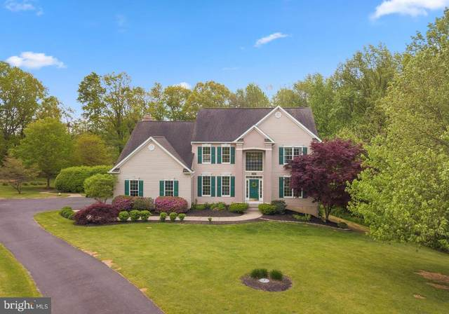 4460 Monument Drive, SYKESVILLE, MD 21784 (#MDCR203988) :: ExecuHome Realty