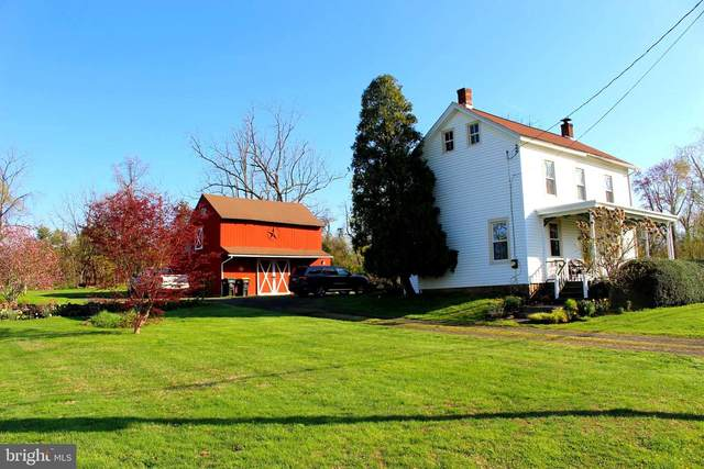 583 Penns Park Road, PENNS PARK, PA 18943 (#PABU525448) :: A Magnolia Home Team