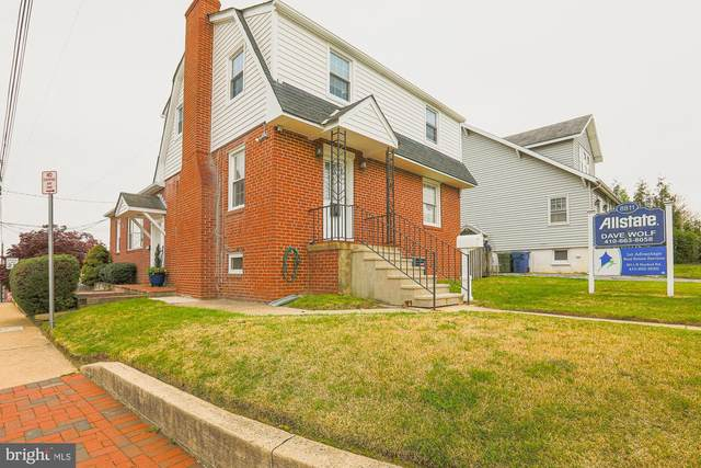 8811 Harford Road, BALTIMORE, MD 21234 (#MDBC526502) :: The Gus Anthony Team