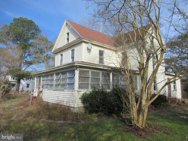3975 Hinman Lane, CRISFIELD, MD 21817 (#MDSO104734) :: Give Back Team