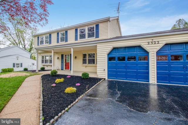 2522 Knighthill Lane, BOWIE, MD 20715 (#MDPG603968) :: John Lesniewski | RE/MAX United Real Estate