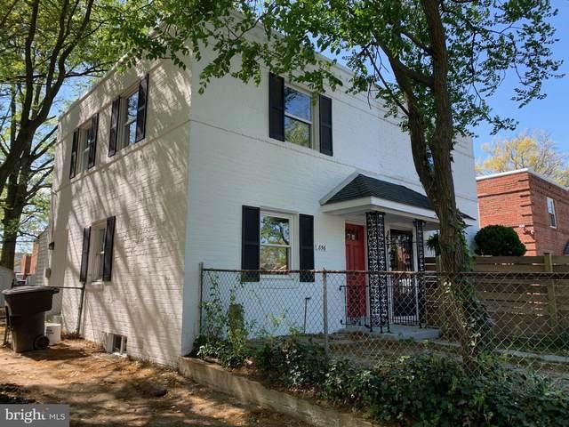 856 S Irving Street, ARLINGTON, VA 22204 (#VAAR180106) :: Peter Knapp Realty Group