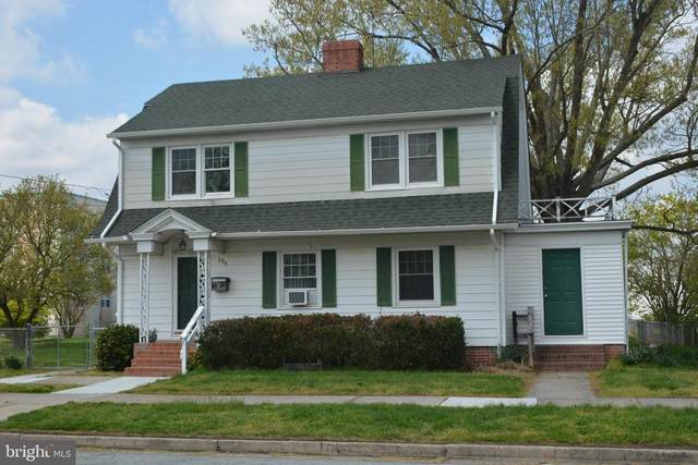 206 Delaware Avenue, BRIDGEVILLE, DE 19933 (#DESU181550) :: The Matt Lenza Real Estate Team
