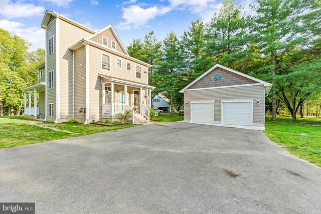 1804 Hatfield Road, HUNTINGTOWN, MD 20639 (#MDCA182402) :: The Maryland Group of Long & Foster Real Estate