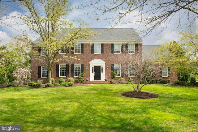 1 Wynwood Drive, PRINCETON JUNCTION, NJ 08550 (#NJME311250) :: LoCoMusings