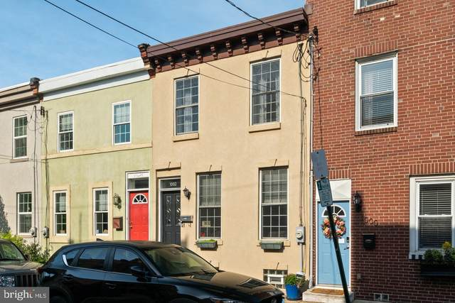 1002 S Chadwick Street, PHILADELPHIA, PA 19146 (#PAPH1009480) :: RE/MAX Main Line