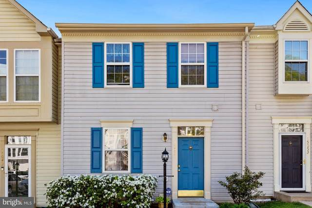 15051 Galapagos Place, WOODBRIDGE, VA 22193 (#VAPW520550) :: AJ Team Realty