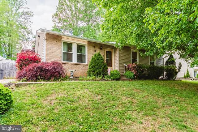 302 Bright Oaks Drive, BEL AIR, MD 21015 (#MDHR259094) :: ExecuHome Realty