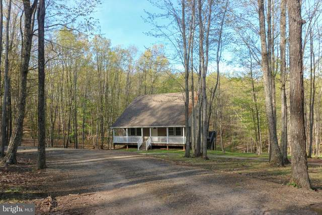 45 Rendezvous Road, DELRAY, WV 26714 (#WVHS115572) :: Jim Bass Group of Real Estate Teams, LLC