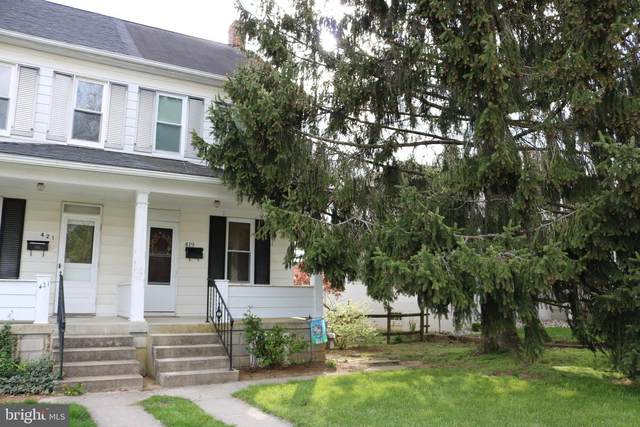 419 S Franklin Street, HANOVER, PA 17331 (#PAYK156980) :: The Paul Hayes Group | eXp Realty
