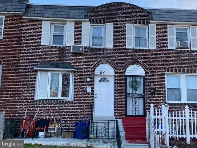 603 Raritan Street, CAMDEN, NJ 08105 (#NJCD418106) :: The Dailey Group