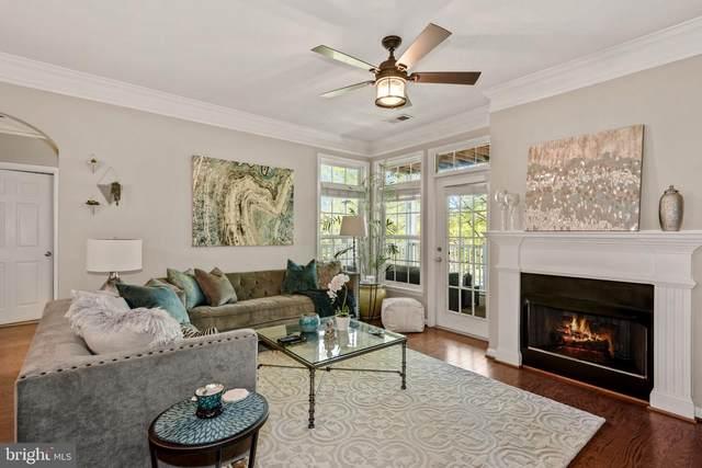 502 Sunset View Terrace SE #206, LEESBURG, VA 20175 (#VALO436452) :: Dart Homes